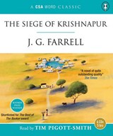 The Siege of Krishnapur | J. G. Farrell |
