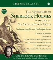 The Adventures of Sherlock Holmes, Volume