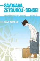 Sayonara, Zetsubou-Sensei, Volume