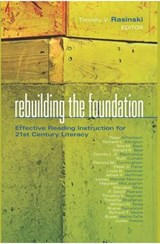 Rebuilding the Foundation | Peter; Afflerbach |