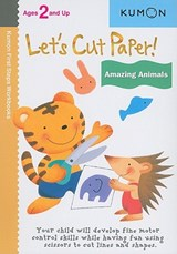 Let's Cut Paper! Amazing Animals | auteur onbekend |