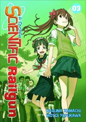 A Certain Scientific Railgun Vol.