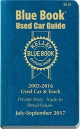 Kelley Blue Book Consumer Guide Used Car Edition |  |