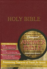 Thompson Answer Bible-KJV | auteur onbekend |