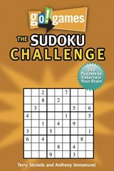 Go! Games the Sudoku Challenge | Terry Stickels |