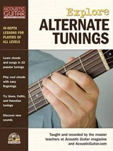 Explore Alternate Tunings | auteur onbekend |