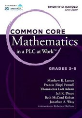 Common Core Mathematics in a PLC at Work, Grades 3-5 |  |
