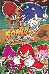 Sonic Select | Sonic Scribes |
