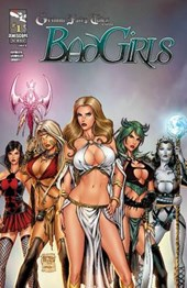 Grimm Fairy Tales Bad Girls | Joey Esposito |