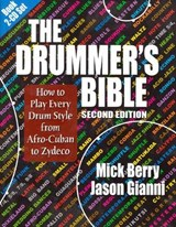 The Drummer's Bible | Mick Berry ; Jason Gianni |