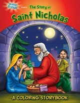 The Story of Saint Nicholas Coloring Book |  |
