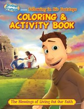 Following in His Footsteps Coloring & Activity Book |  |