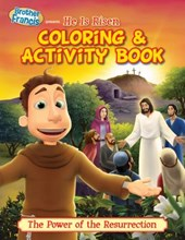 He Is Risen Coloring & Activity Book