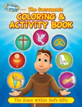 The Sacraments Coloring & Activity Book