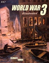 World War 3 Illustrated #47 | Robbie Conal |