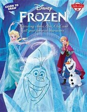Learn to Draw Disneys Frozen