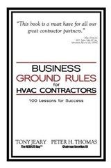 Business Ground Rules for HVAC Contractors | Tony Jeary |
