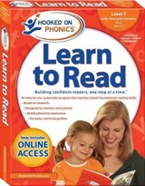Hooked on Phonics Learn to Read Level 1 Pre-K, Ages 3-4 | Erica Perl |