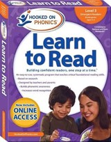 Hooked on Phonics Learn to Read - Level 3 | auteur onbekend |