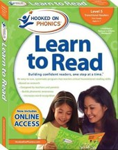 Hooked on Phonics Learn to Read - Level