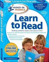 Hooked on Phonics Learn to Read Level 8 Second Grade Ages 7-8