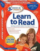 Hooked on Phonics Learn to Read - Levels 1&2 Complete