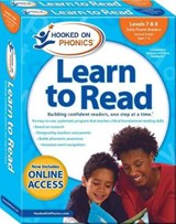Hooked on Phonics Learn to Read - Levels 7&8 Complete |  |