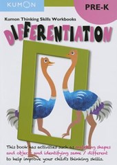 Differentiation, Grade Pre-K |  |