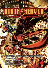 Ninja Slayer, Part