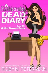 A Fashionably Dead Diary (Hot Damned Series, #9.5) | Robyn Peterman |