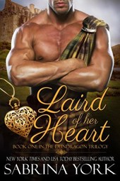 Laird of her Heart (Dundragon Time Travel Series)