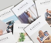 Kinfolk notecards: the weekend edition