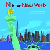 N Is for New York | Maria Kernahan |