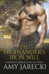 The Highlander's Iron Will (Highland Defender, #0)