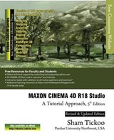 Maxon Cinema 4D R18 Studio | Prof Sham Purdue University Northwest |