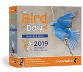 Bird-A-Day 2019 Daily Calendar