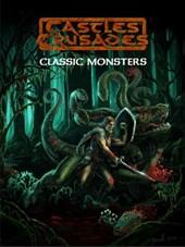 Classic Monsters & Treasures (C&c Supplement, Hardback)