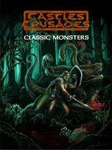 Classic Monsters & Treasures (C&c Supplement, Hardback) | Troll Lord Games |