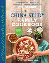 The China Study Family Cookbook | Del Sroufe |