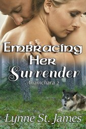 Embracing Her Surrender (Anamchara, #2)