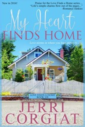 My Heart Finds Home (Love Finds a Home, #6)