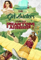 The Girl Aviators and the Phantom Airship