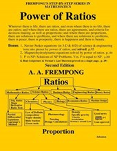 Power of Ratios | A. a. Frempong |