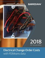 Electrical Change Order Costs with RSMeans Data 2018 | Joe Kelble |
