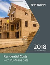 Residential Cost with RSMeans Data | auteur onbekend |