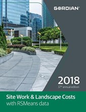 Site Work & Landscape Costs with RSMeans Data |  |