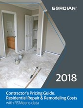 Contractor's Pricing Guide 2018