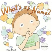 What's My Name? Cooper | Tiina Walsh |
