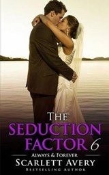 The Seduction Factor Book | Scarlett Avery |