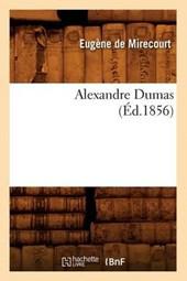 Alexandre Dumas (Éd.1856)